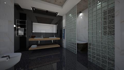 Bath_Interior - Classic - Bathroom  - by Nikos Tsokos