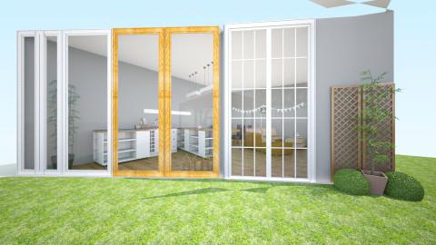 liv garden - Living room - by Majdic