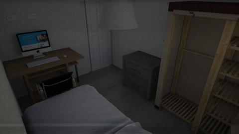 szoba - Bedroom  - by Nemtudomasd123