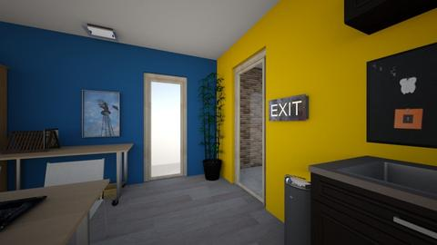 Martins Room - Office  - by Noah2323