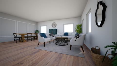 Living Room 3 - Living room - by Leecey11