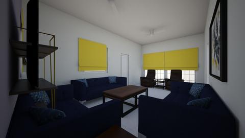 fytff - Living room - by heer
