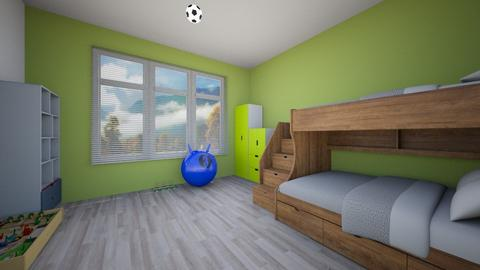 Bunk - Classic - Kids room  - by Twerka