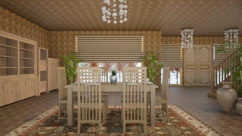 Dining Room 1 - Modern - by ashley89