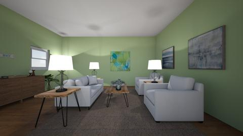 Room Style Room 1 - Living room  - by kenleyhodges7