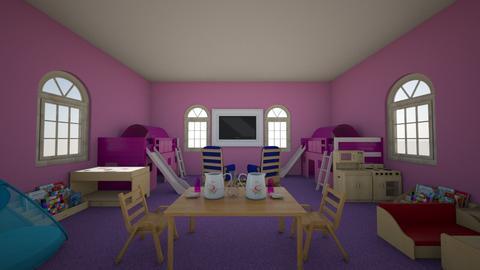 twins room - Kids room - by etta swellop