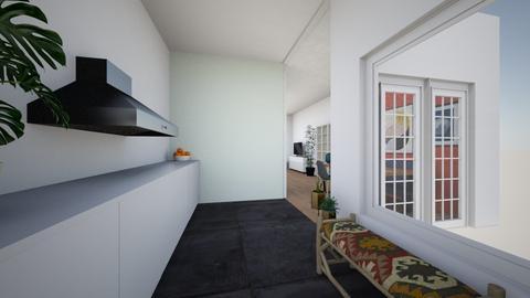 Keuken - Modern - Kitchen  - by saartjeuitholten