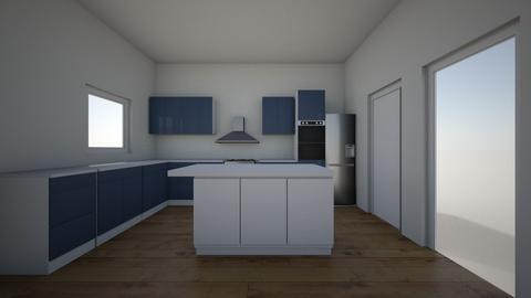 eugenia - Kitchen  - by Van Rebeck