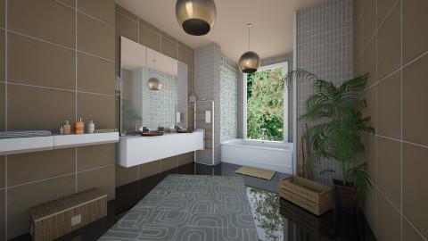 wellness paradise - Bathroom  - by miaxxx