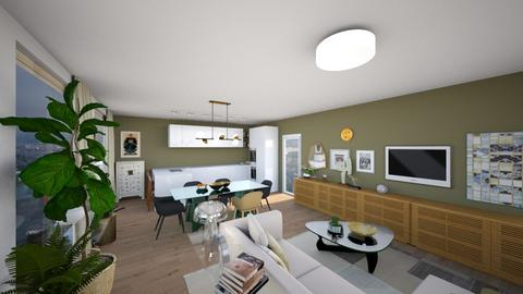 Living 25 07 - Modern - Living room - by jessyctw