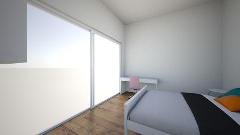 andra - Bedroom  - by sandraaaaa