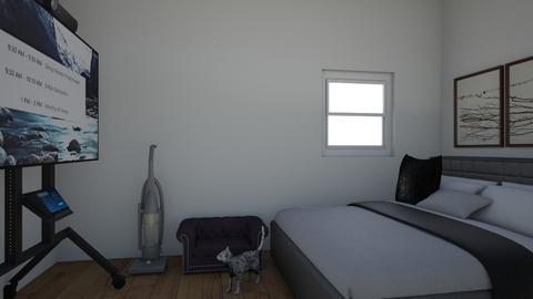 bedroom - by yanaaaaaa