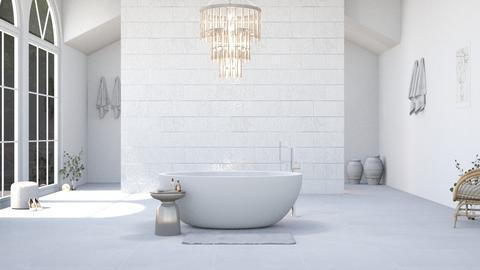 Grace - Bathroom  - by Katjie