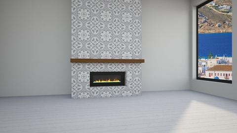 fireplace_contest - Living room  - by anjaam