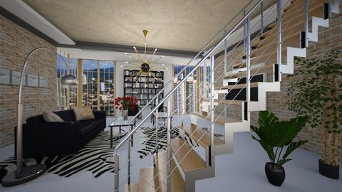 BeL - Modern - Living room - by Saj Trinaest