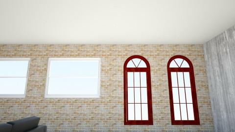 Ashrafs - Modern - Living room - by EgbMohammad