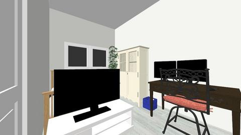 Nicks Room - Bedroom  - by axel_petrovic