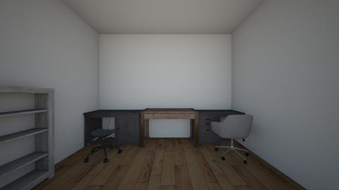 homeschool - Office  - by ShaunaV21