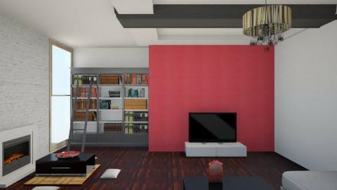 china - Minimal - Living room  - by mohsen noori