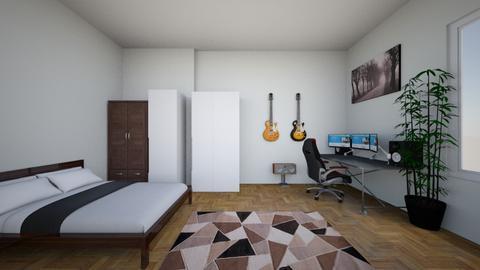 Burgerstrase - Bedroom  - by Zoenix