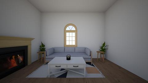 Sunny Living 1  - Living room  - by RGOSCH8