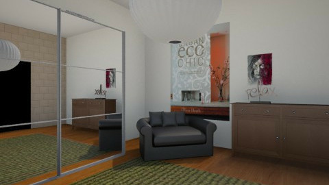 ASSS - Bedroom - by Jor Giaconata