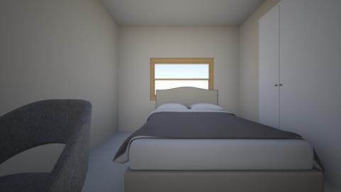 habitacio - Bedroom  - by cristinacolome