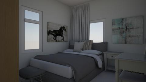 linoy and yoad room - Modern - Bedroom  - by linoysharvit