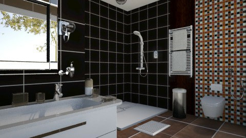 Bronse - Modern - Bathroom  - by milyca8