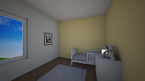 Leonie kamer - Kids room  - by Robbin1