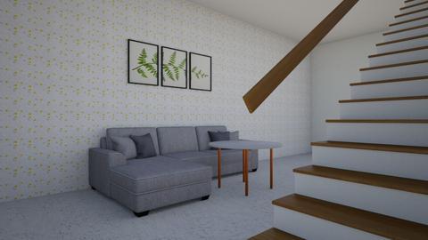 hoang house - Living room  - by hoangdecu39