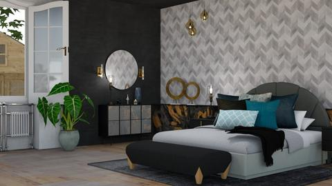 Ada Bart - Modern - Bedroom - by AdaBart