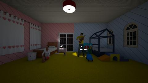 children bedroom 1 - by thomasr331
