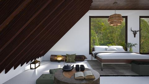 Autumn attic - by Designer1007