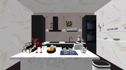 Office pantry - Kitchen  - by caryn418