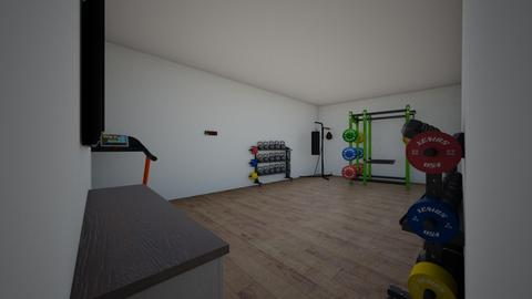 my gym - by bobby brown