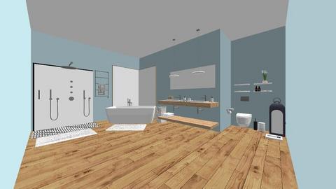 Room Practice 1 - Bathroom  - by Joiechloe