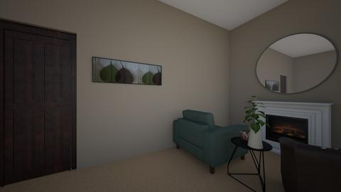 neutral master bedroom - Bedroom  - by squacky14