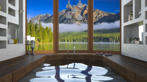 The view SPA - Bathroom - by meggle