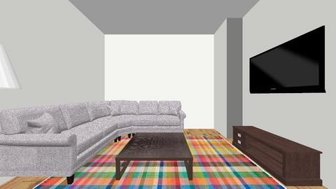 Ann - Living room  - by Kinuika
