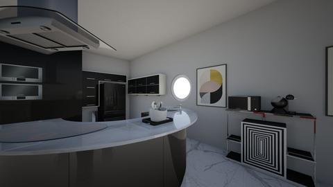 Dream Kitchen - Kitchen - by koriwitak