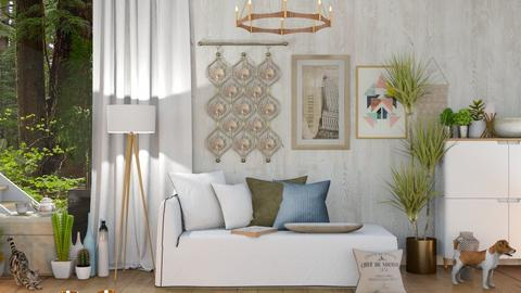 Living room - Modern - Living room  - by MB2006