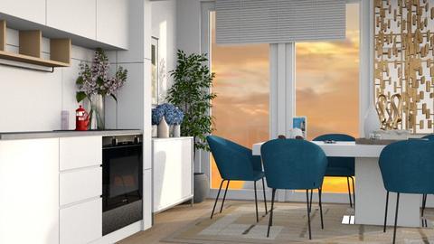 2021 - Kitchen  - by Designer 10