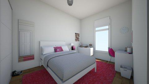 Sophia - Bedroom - by MaisieTang