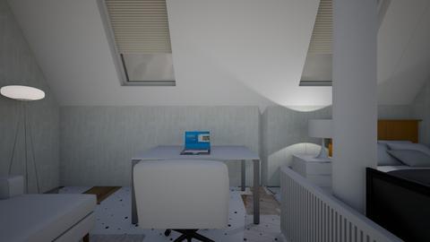 Speicherzimmer - Modern - Bedroom  - by Speicherzimmer eingerichtet