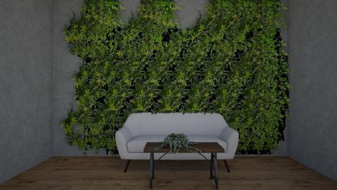 alive - Modern - Living room  - by madaline