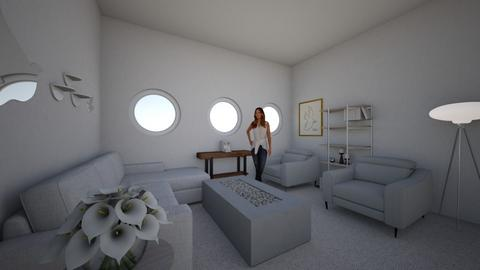 challenge 2 - Living room  - by sblashack