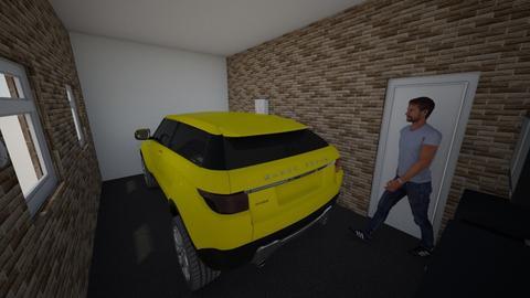 garage - by BLOB123456