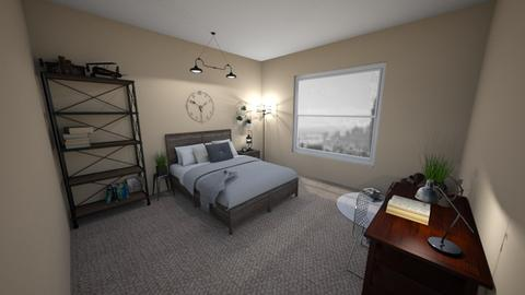 Kats dream room - Bedroom  - by kristina_bina