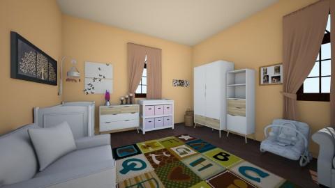 gyerekszoba120 - Modern - Kids room  - by Ritus13